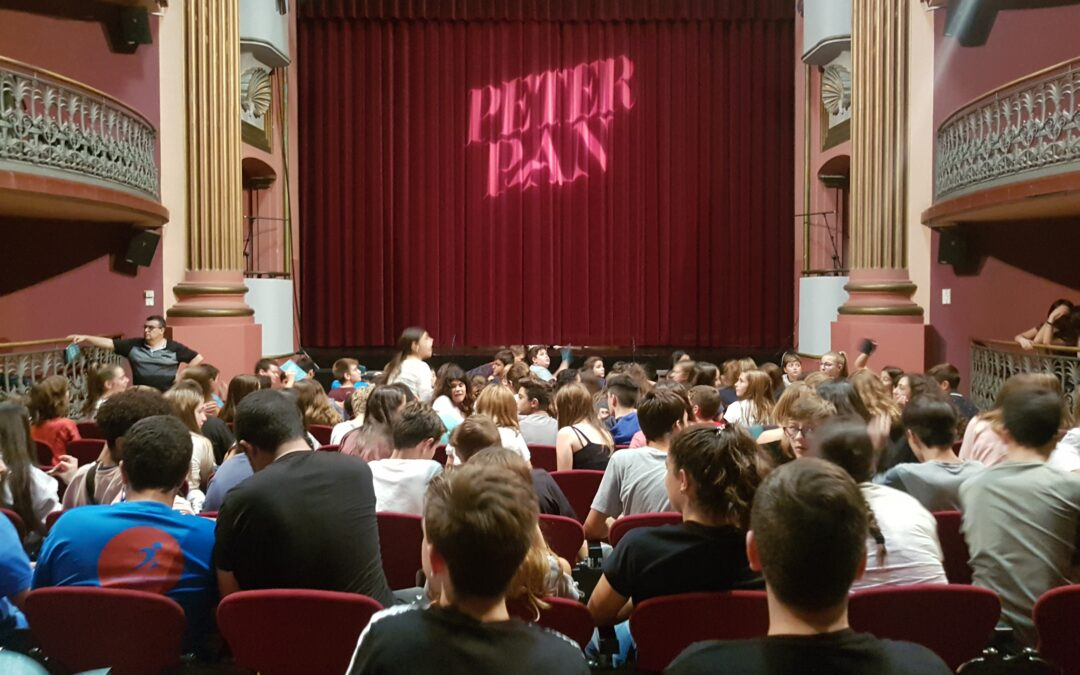 Teatre. Peter Pan
