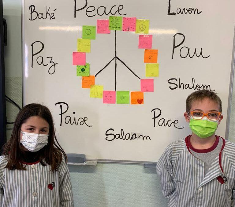 30 de gener. Dia escolar de la no violència